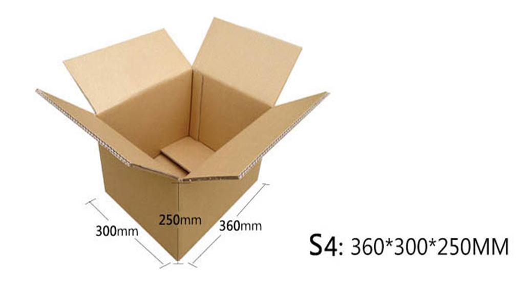 纸箱规格:S4:360*300*250MM