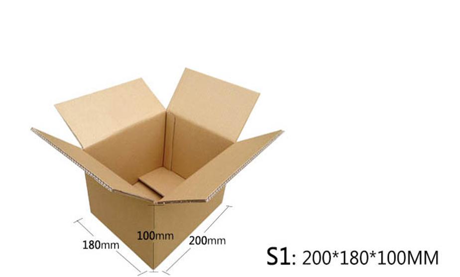 纸箱规格:S1:200*180*100MM